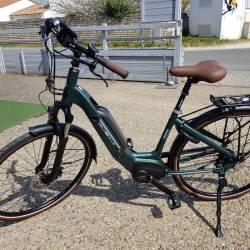 Vélo de Ville - Electrique (400w) - Pack Style