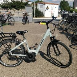 Vélo de Ville CEB 200 - V.A.E. - Batterie 400w