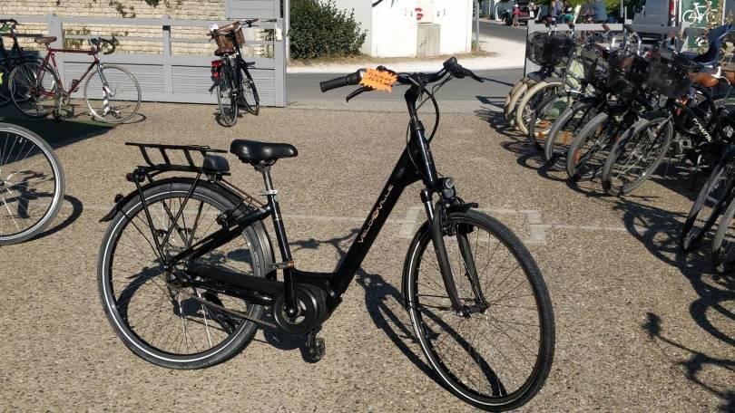 Vélo de Ville CEB 80 - V.A.E. - Batterie 400w