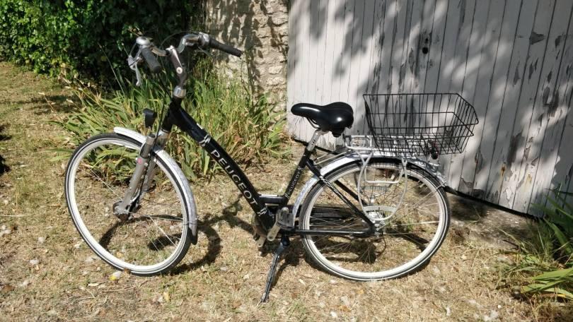 Vélo musculaire - Peugeot - Nexus 7v