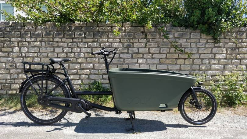 Dolly - Vélo Cargo - Batterie 620w