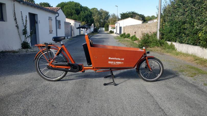 BakFiets - Cargo - Batterie 420w